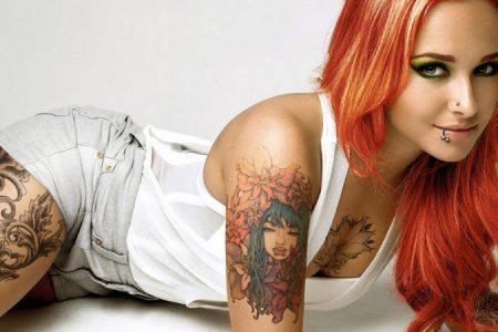 Tetovējuma aprūpē