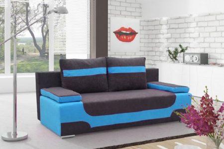 Dīvānu, lai atdzīvinātu vietu